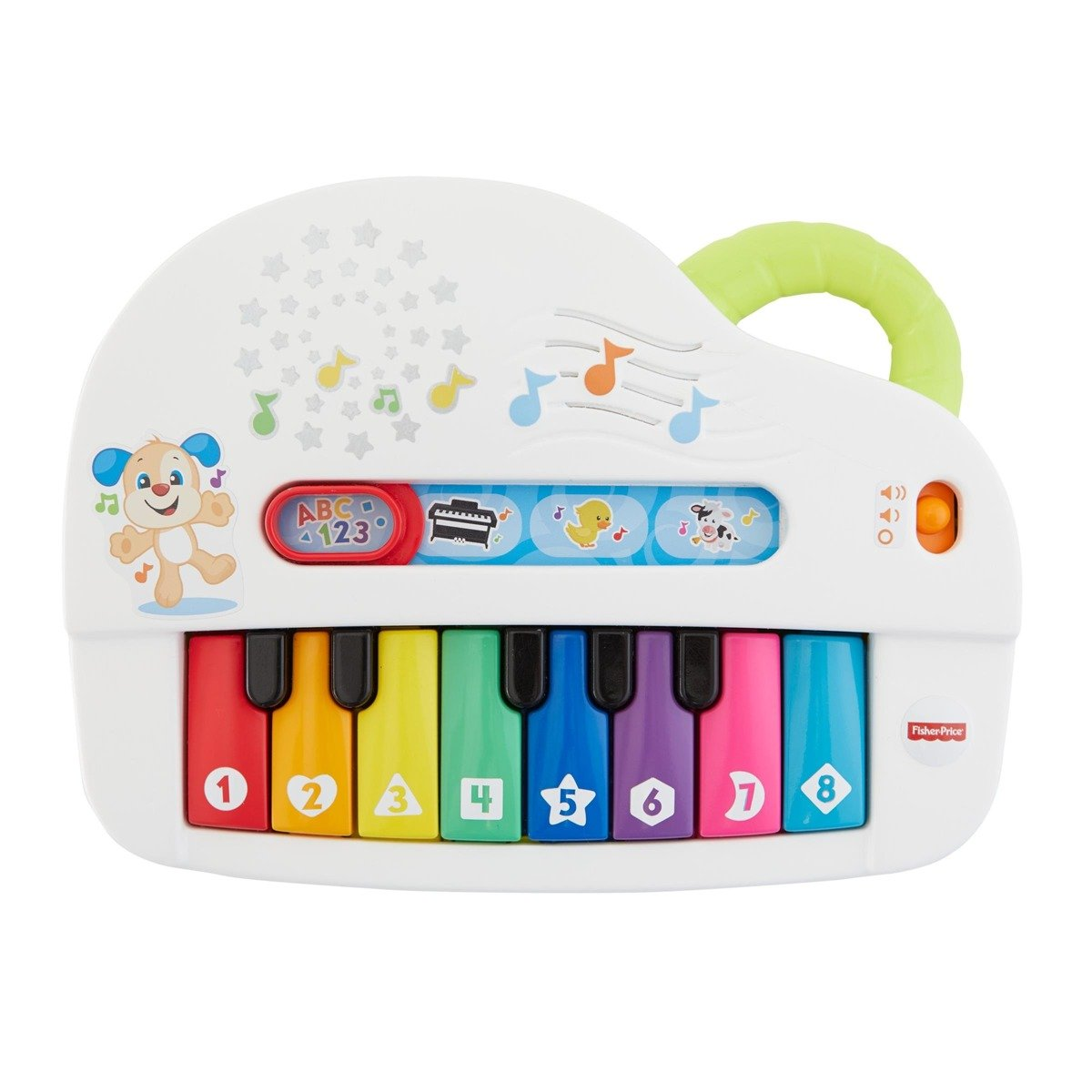 Fisher Price Uczące Pianinko Malucha GFK02