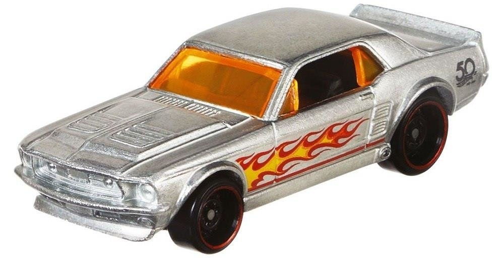 HOT WHEELS 50 LECIE Ford Mustang Coupe