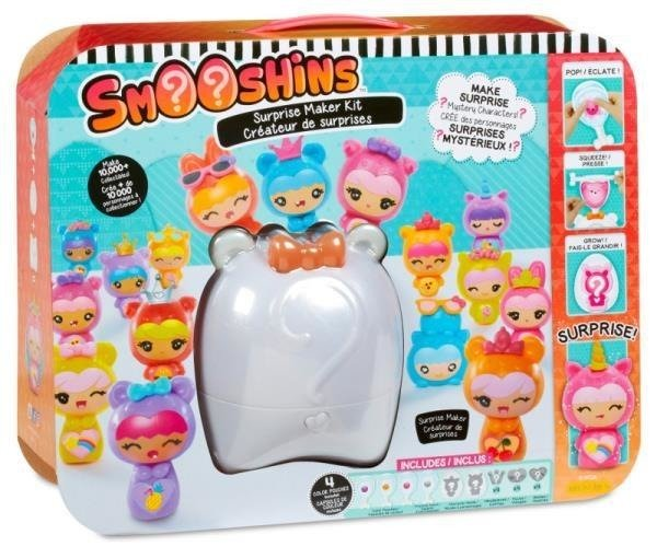 MGA Smooshins Surprise Maker Kit 115397