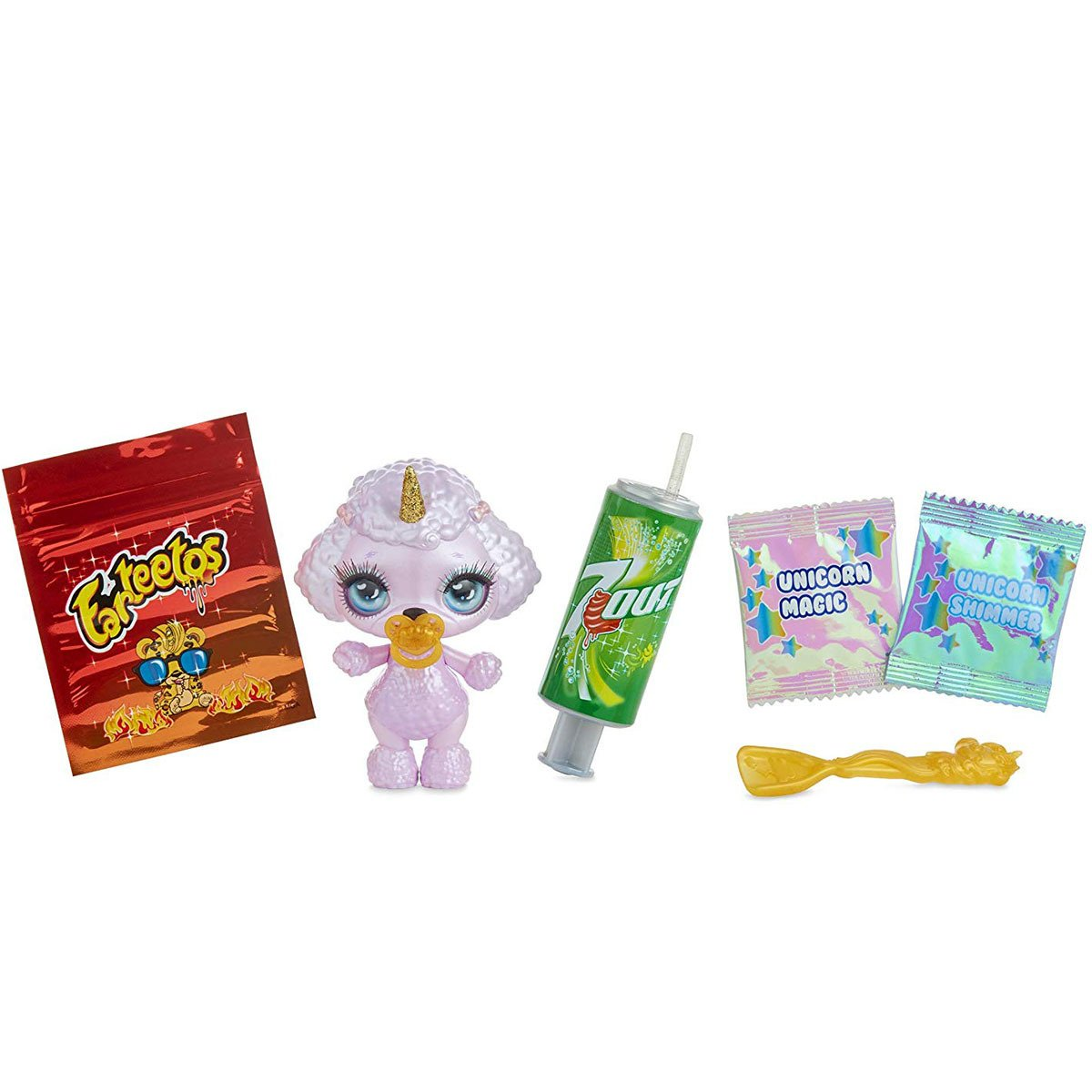 POOPSIE SPARKLY CRITTERS PUSZKA