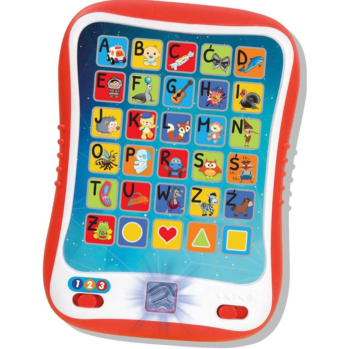 SMILY PLAY Bystry Tablet komputer